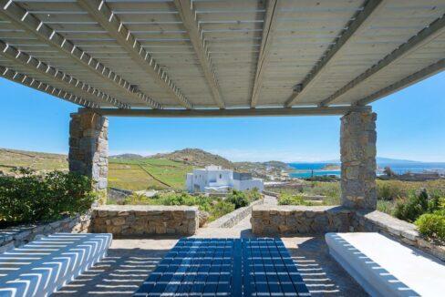 Luxury Sea View Villa Mykonos Greece. Mykonos Luxury Estates 23