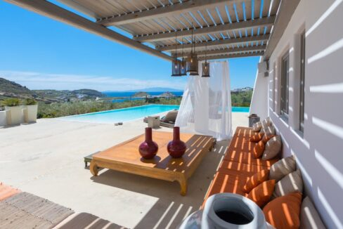 Luxury Sea View Villa Mykonos Greece. Mykonos Luxury Estates 25