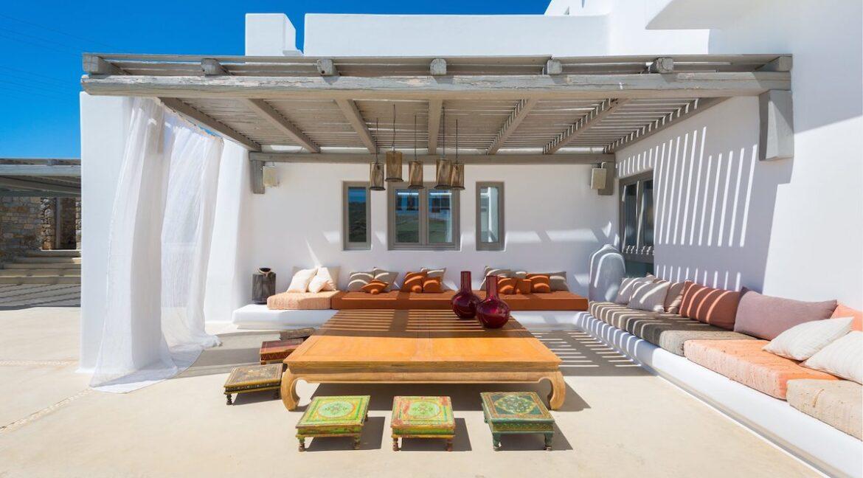 Luxury Sea View Villa Mykonos Greece. Mykonos Luxury Estates 26