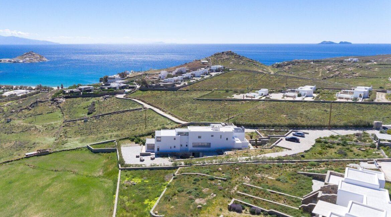 Luxury Sea View Villa Mykonos Greece. Mykonos Luxury Estates 3