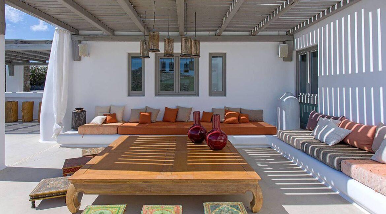 Luxury Sea View Villa Mykonos Greece. Mykonos Luxury Estates 33