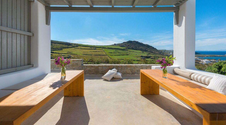 Luxury Sea View Villa Mykonos Greece. Mykonos Luxury Estates 4