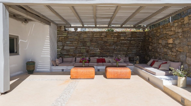 Luxury Sea View Villa Mykonos Greece. Mykonos Luxury Estates 8