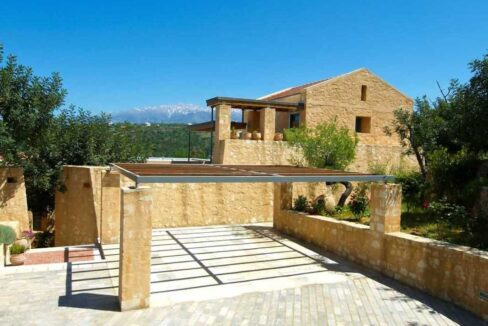 Luxury Villas Complex Apokoronas Chania, Invest in Greece, Real Estate Crete Greece 10