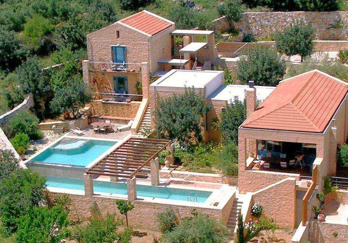 Luxury Villas Complex Apokoronas Chania, 5 Villas