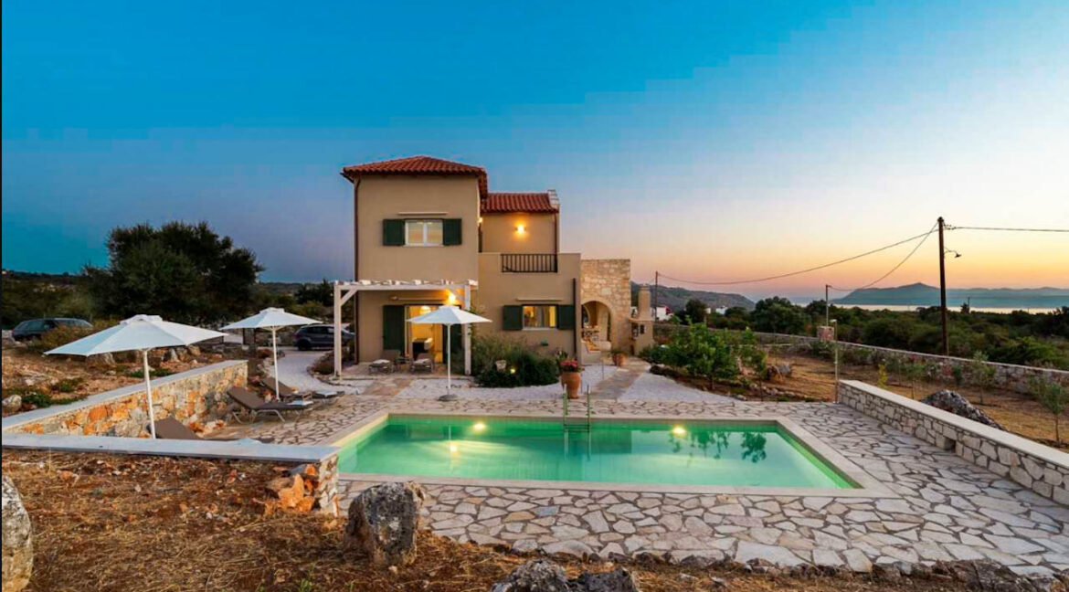 Luxury Villas for sale Chania Crete Greece
