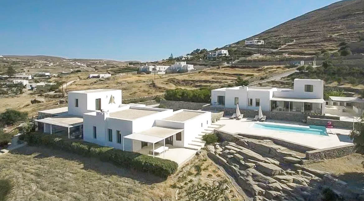 Mansion in Paros for sale, Paros Villa. Luxury Property Paros Greece for Sale from above 1