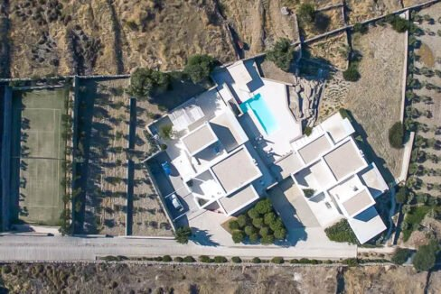 Mansion in Paros for sale, Paros Villa. Luxury Property Paros Greece for Sale from above 2