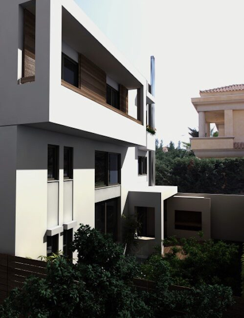 Modern maisonette with pool and garden, Alimos, South Athens 10