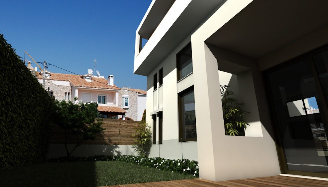 Modern maisonette with pool and garden, Alimos, South Athens 11