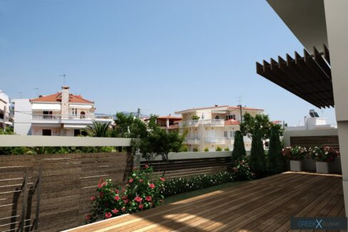 Modern maisonette with pool and garden, Alimos, South Athens 5