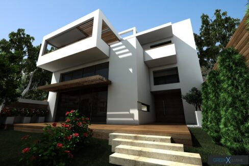 Modern maisonette with pool and garden, Alimos, South Athens 6