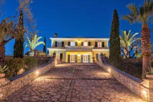 Neoclassic Mansion in Zakynthos Greece, Zakynthos Homes. Zante Properties, Zakynthos Ionio Real Estate