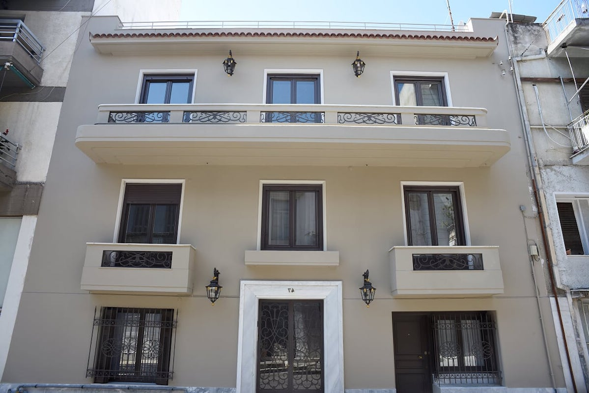 Neoclassic Mansion in the Center Of Athens, Luxury Property in Koukaki
