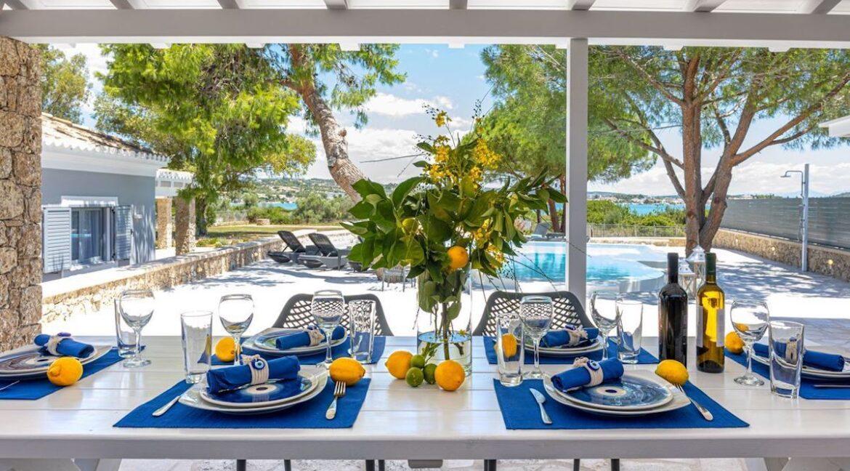 New Built Villa in Porto Cheli Greece, Luxury Villas in Porto Heli 28