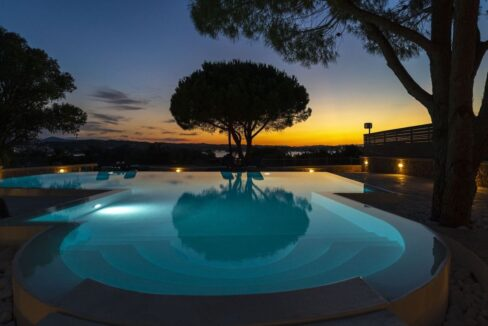 New Built Villa in Porto Cheli Greece, Luxury Villas in Porto Heli