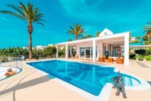 Prestige Villa in Rhodes Greece for sale, Great Villa Rodos Greece