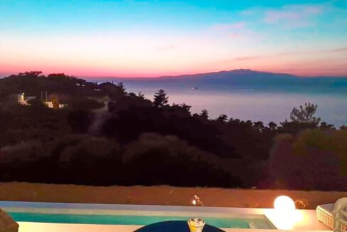 Property with Sea View in Thassos Greece. Minimal Villa for Sale in Thassos Island Greece 17