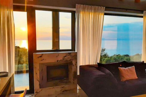 Property with Sea View in Thassos Greece. Minimal Villa for Sale in Thassos Island Greece 18