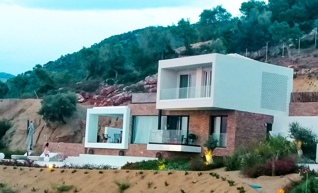 Property with Sea View in Thassos Greece. Minimal Villa for Sale in Thassos Island Greece 2
