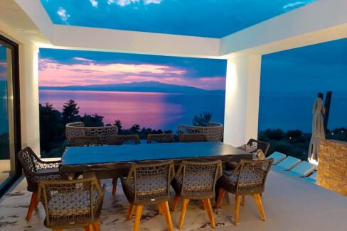 Property with Sea View in Thassos Greece. Minimal Villa for Sale in Thassos Island Greece 21