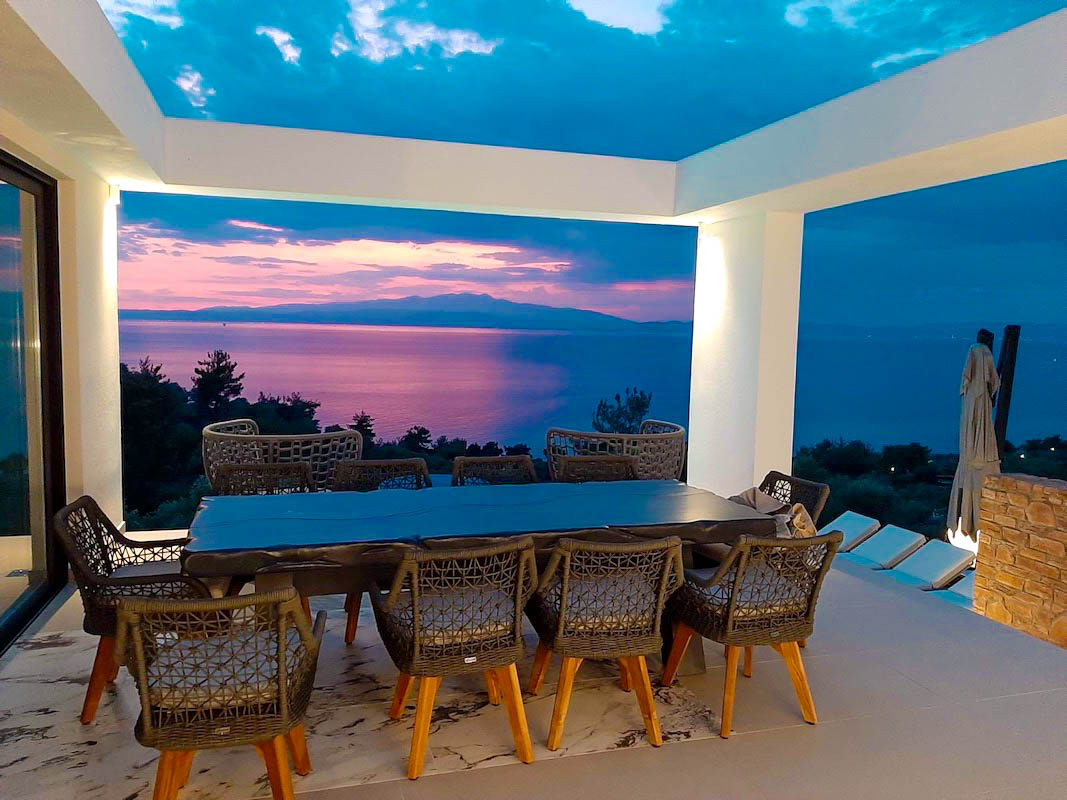 Property with Sea View in Thassos Greece