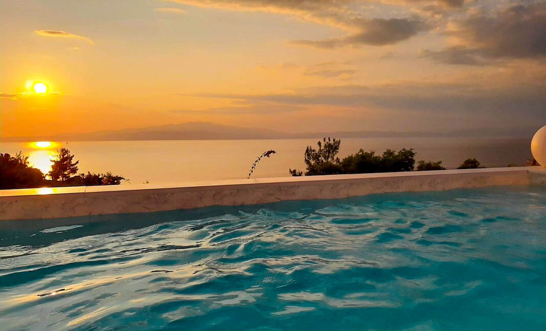 Property with Sea View in Thassos Greece. Minimal Villa for Sale in Thassos Island Greece 22