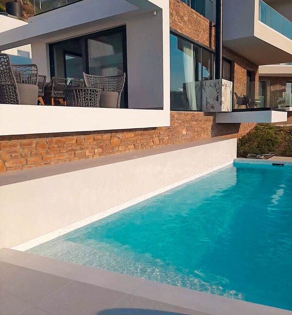 Property with Sea View in Thassos Greece. Minimal Villa for Sale in Thassos Island Greece 24