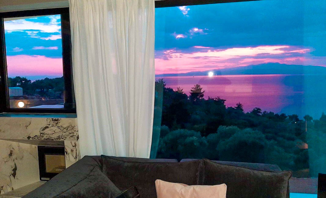 Property with Sea View in Thassos Greece. Minimal Villa for Sale in Thassos Island Greece 27