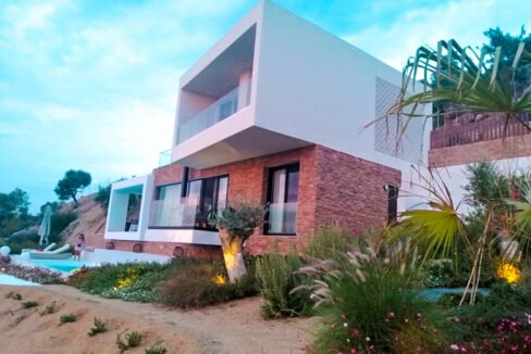 Property with Sea View in Thassos Greece. Minimal Villa for Sale in Thassos Island Greece 3