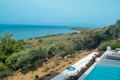 Property with Sea View in Thassos Greece. Minimal Villa for Sale in Thassos Island Greece 4