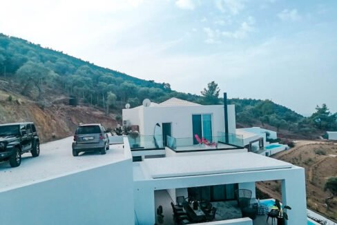 Property with Sea View in Thassos Greece. Minimal Villa for Sale in Thassos Island Greece 6