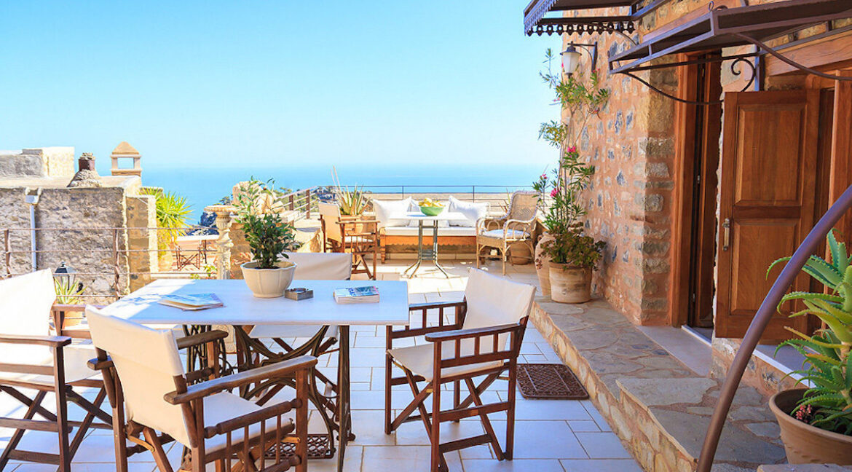 Sea View House Ierapetra Crete, Houses in Crete Greece for sale, Properties Crete Greece 2