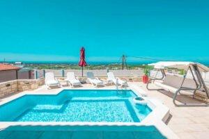 Sea View House Rethymno Crete for Sale, Villa for Sale in Crete