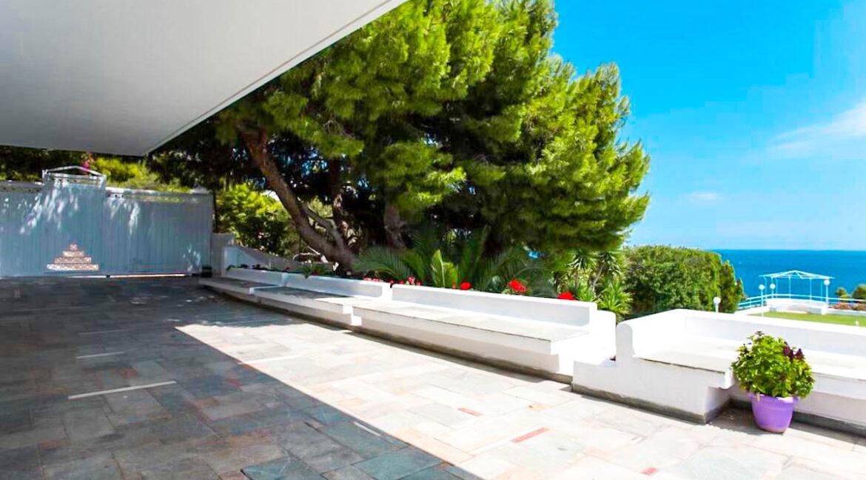 Sea View Luxury Villa in Attica, Lagonissi Athens Riviera 1