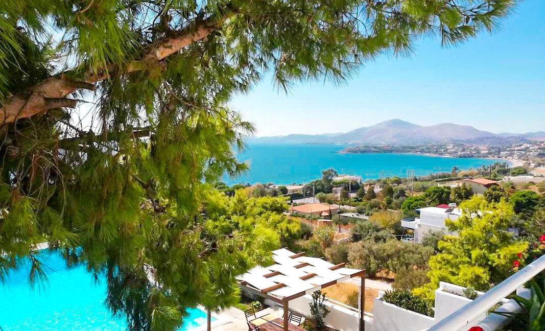 Sea View Luxury Villa in Attica, Lagonissi Athens Riviera 34