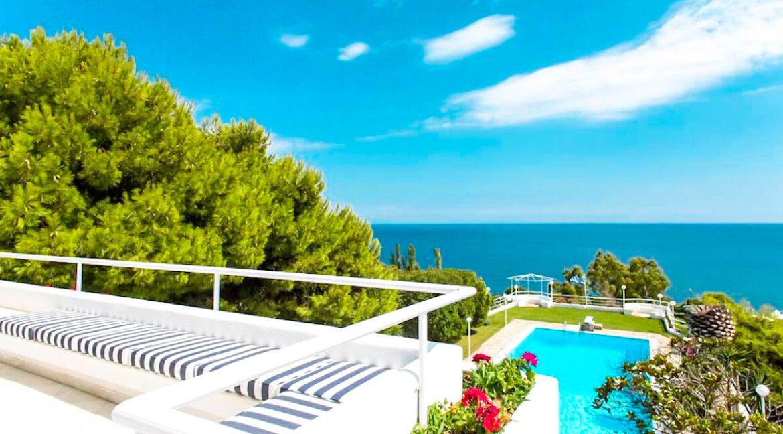 Sea View Luxury Villa in Attica, Lagonissi Athens Riviera