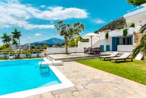 Sea View Luxury Villa in Attica, Lagonissi Athens Riviera 4
