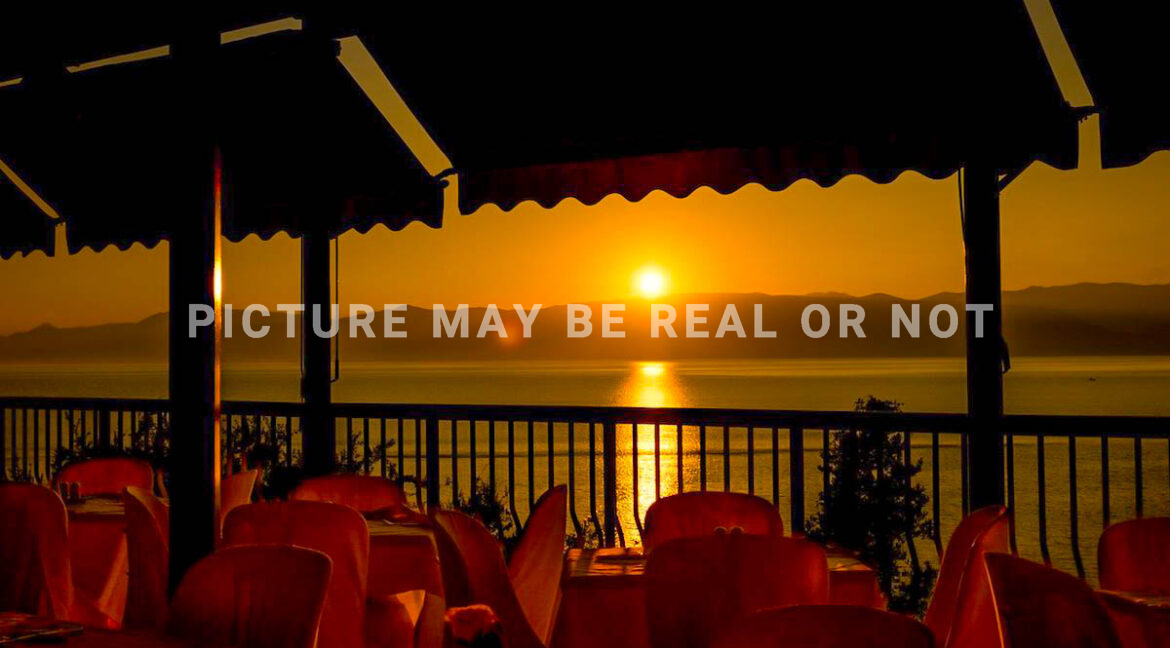 Seafront Hotel for Sale in Corfu 1