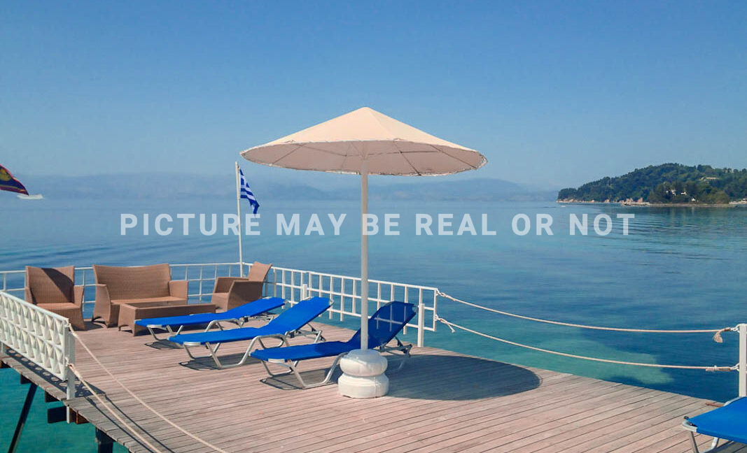 Seafront Hotel for Sale in Corfu 4