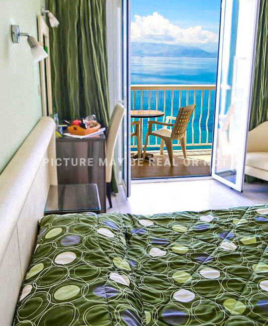 Seafront Hotel for Sale in Corfu 5