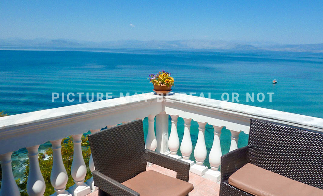 Seafront Hotel for Sale in Corfu 6