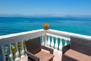 Seafront Hotel for Sale in Corfu