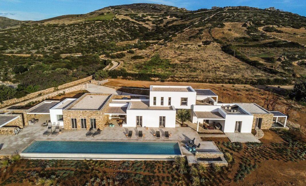 Seafront Villa Antiparos Island Greece, Cyclades Luxury Villas