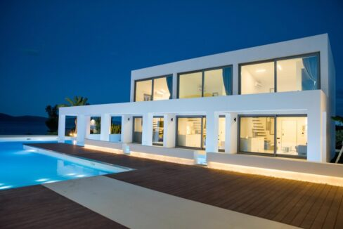 Seafront Villa Porto Heli Peloponnese, Luxury Estates in Porto Heli 1