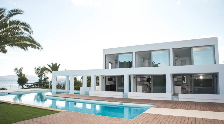 Seafront Villa Porto Heli Peloponnese, Luxury Estates in Porto Heli 9