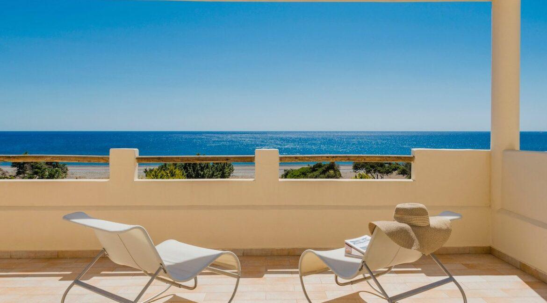 Seafront Villa Rhodes Greece. Properties in Rhodes 10
