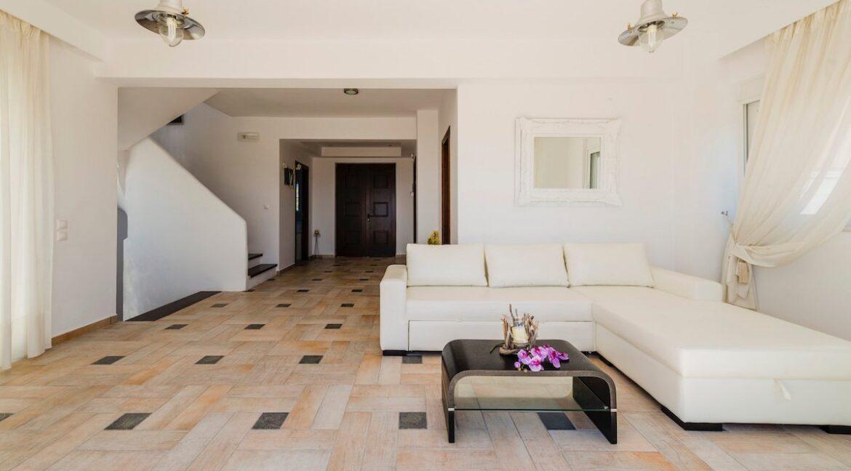 Seafront Villa Rhodes Greece. Properties in Rhodes 14