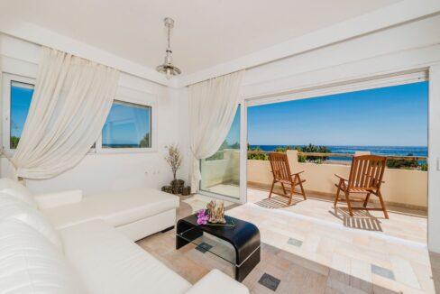Seafront Villa Rhodes Greece. Properties in Rhodes 15