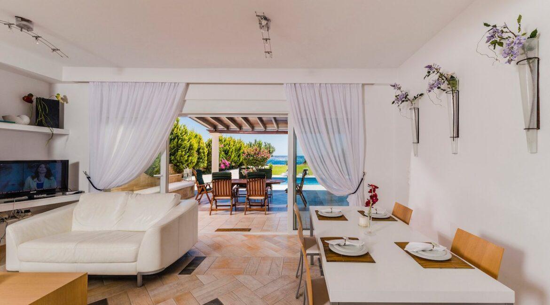 Seafront Villa Rhodes Greece. Properties in Rhodes 19
